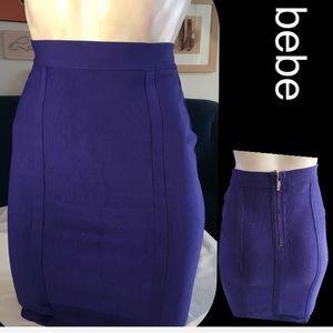 Bebe bodycon Pencil Skirt